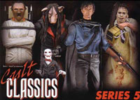 Cult Classics Action Figures & Toys