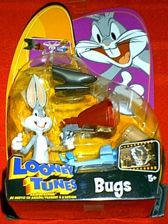 Looney Tunes Back In Action Toys 53
