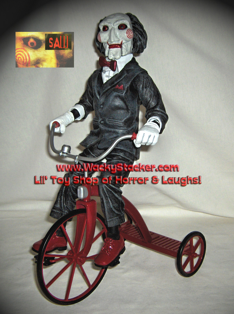 Saw Movies Pictures Saw The Movie Jigsaw's Billy