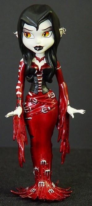 Bleeding Edge Series 2 Begoths 7 inch Ophelia Pain EXCLUSIVE Figurine