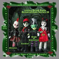 Living Dead Dolls Resurrection 3