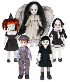 Living Dead Dolls Series 11 Opened