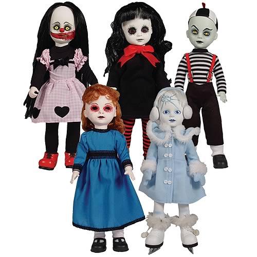living dead dolls. Living Dead Dolls Series 12