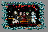 Living Dead Dolls Series 17 Opened