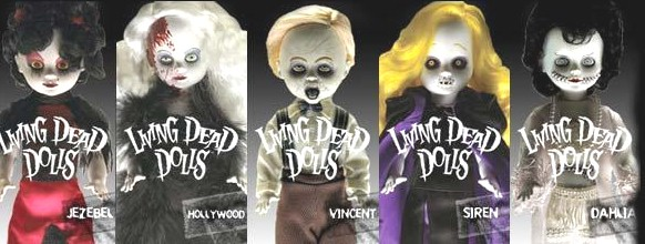 Living Dead Dolls Series Five