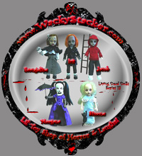 Living Dead Dolls Series 13 Opened