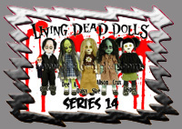 Living Dead Dolls Series 14 Opened