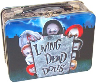 Living Dead Dolls Club Mez Exclusive Lunch Box