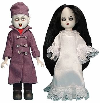 Living Dead Dolls Exclusive Nosferatu & Victim