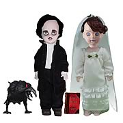 Living Dead Dolls Edgar Allan Poe and Annabel Lee