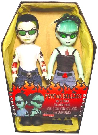 Living Dead Dolls Exclusive Psycho Billies