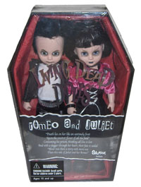 Living Dead Dolls Exclusive Romeo & Juliet