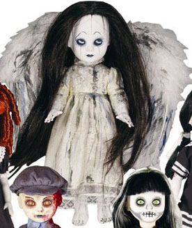 living dead dolls Resurrection Variant Isaiah ****** New n the coffin *******