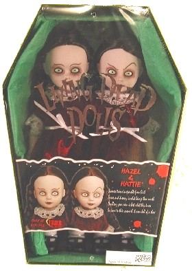 Living Dead Dolls Exclusive Hazel & Hattie