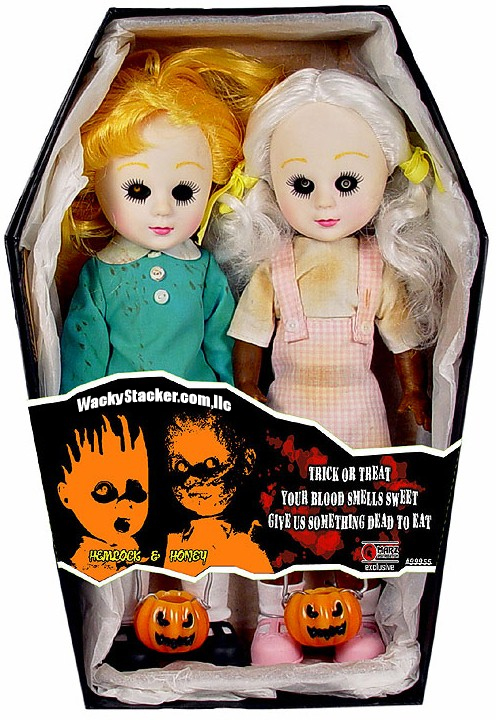 Living Dead Dolls Exclusive Trick & Treat