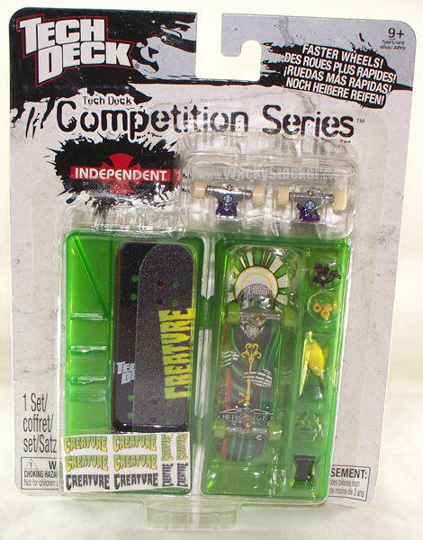 Tech Deck Competition Fingerboards Skateboards Collector