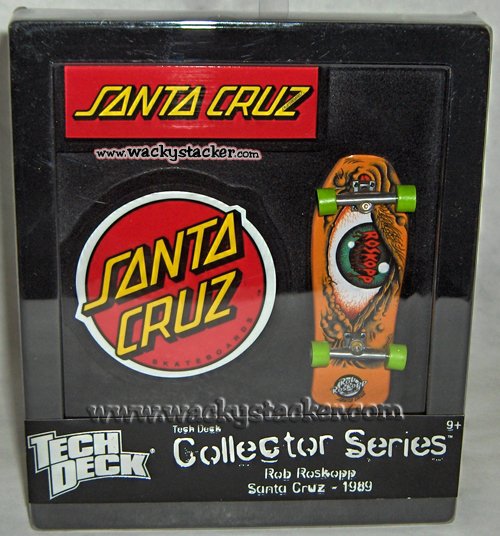 Tech deck competition fingerboards skateboards collector series.