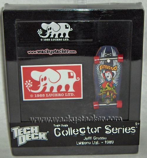Tech deck santa cruz screaming hand collector series li.