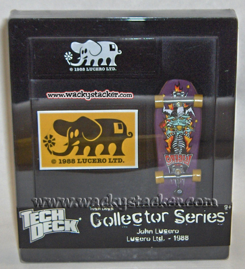 Tech Deck Retro Edition Collector Series Fingerboards