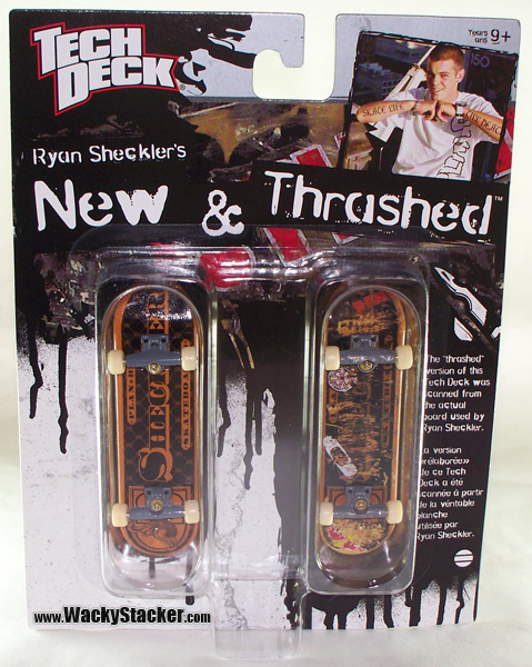 Stand Board Designs : Buy tech deck fingerboard starter pack skateboard dudes